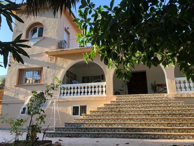 Campolivar Valencia Chalet -estancias solariegas-