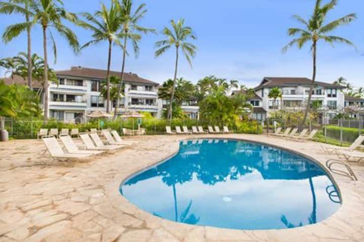 Two Bedroom Condo at Popui Kai resort, Hawaii