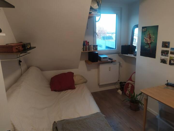 Gemütliches Zimmer in Bonner Innenstadt für 2!!