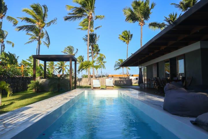 Coco Ville - 3 Suítes, área de lazer privada