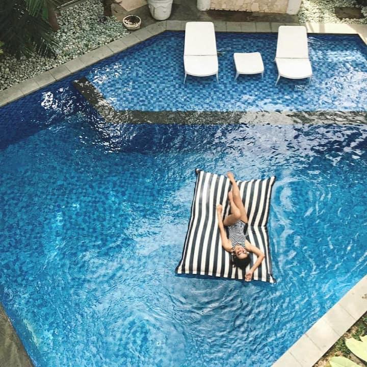 3-5BR Beautiful Villa w pool near Canggu n Umalas