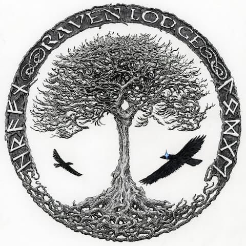 #Ravens Lodge Rainforest Retreat #Nimbin