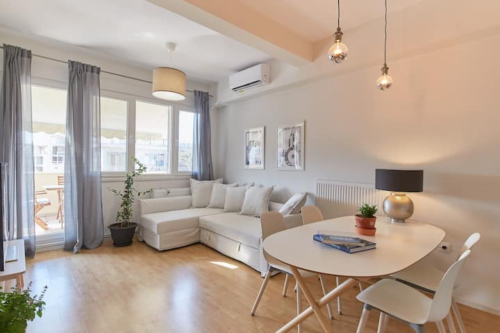 Bright Bright C -Modern apartment with terrace