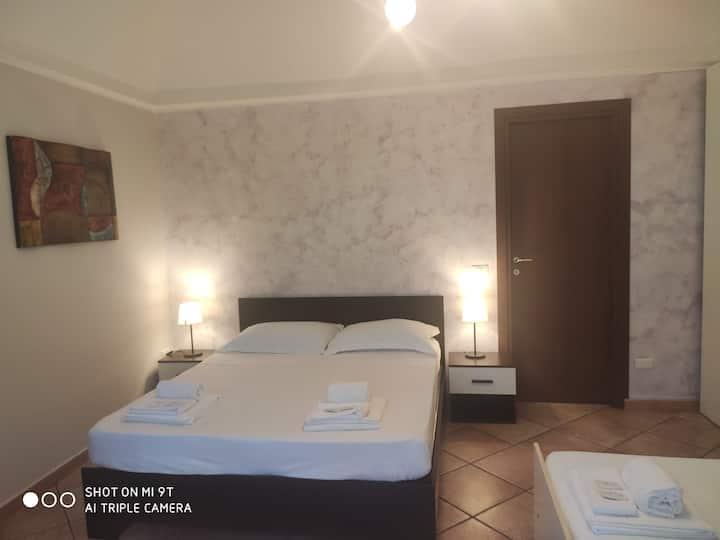 Stesicoro Exclusive Rooms Tripla n.2