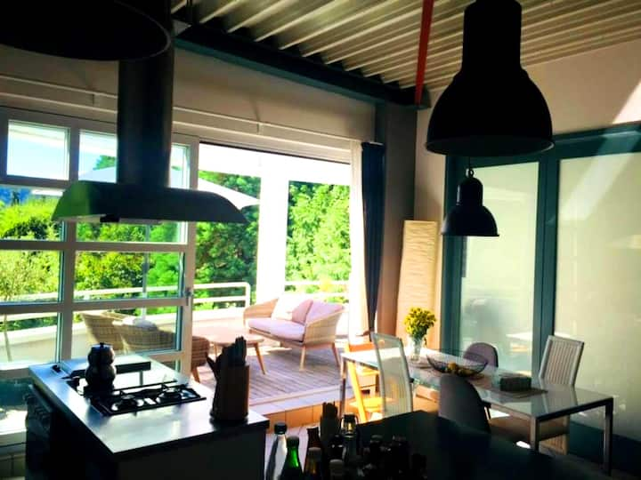 Traumhafte Loft-WG in Bad Honnef/Rheinbreitbach