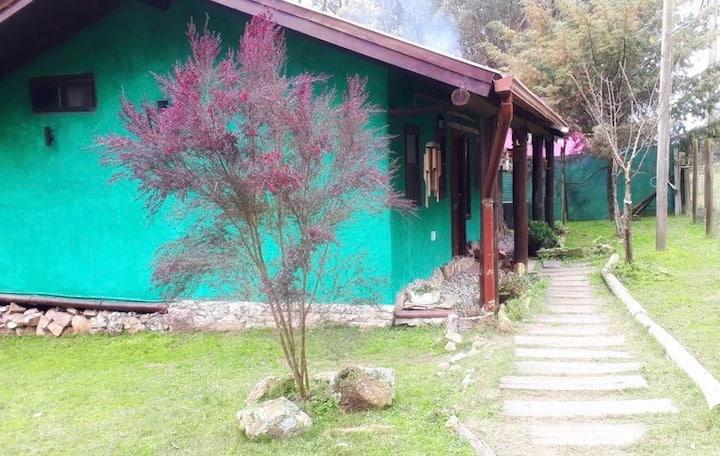Casa con vistas en Villa Serrana