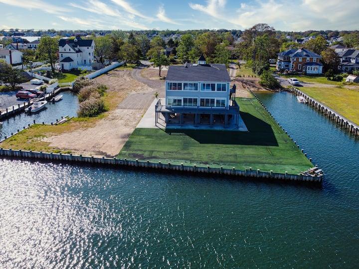 Your Own Private Estate in Massapequa NY