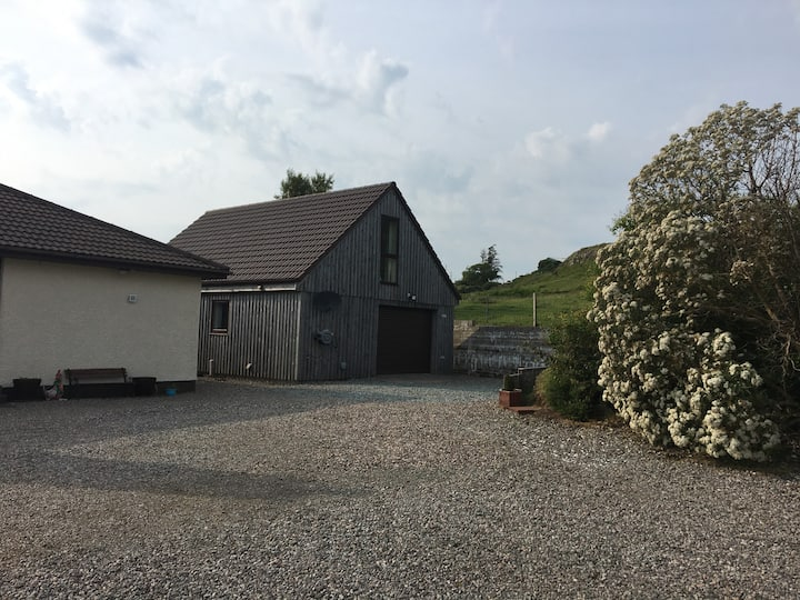 Allt na Criche Self Catering Snizort Isle of Skye