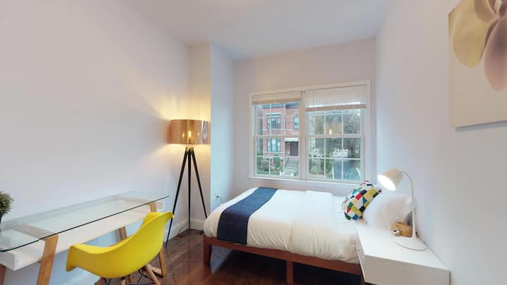 Great Room in Jersey City!! Long-term stay**