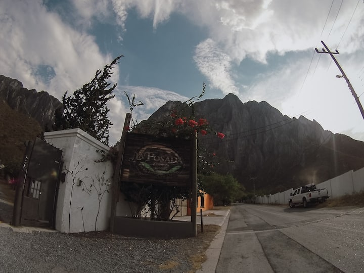 Lodging perfect for long stays on El Potrero Chico
