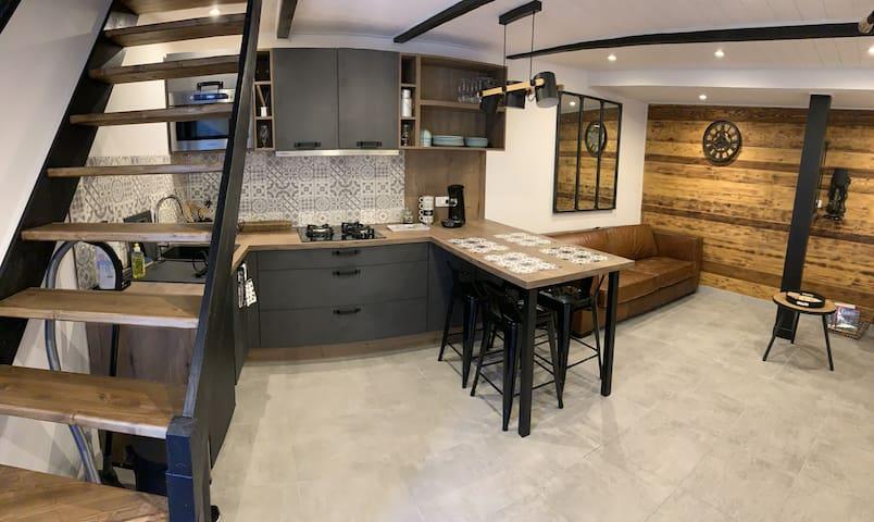 Duplex *** Plein centre citadelle Bonifacio