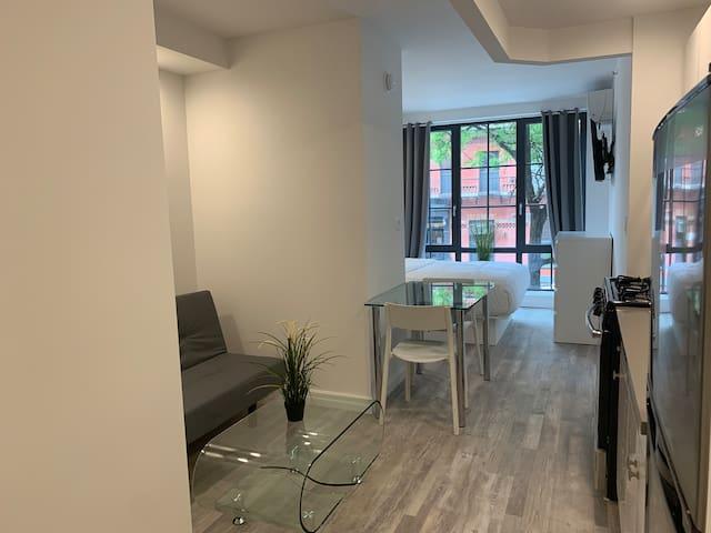Studio in a Brand New  Building
