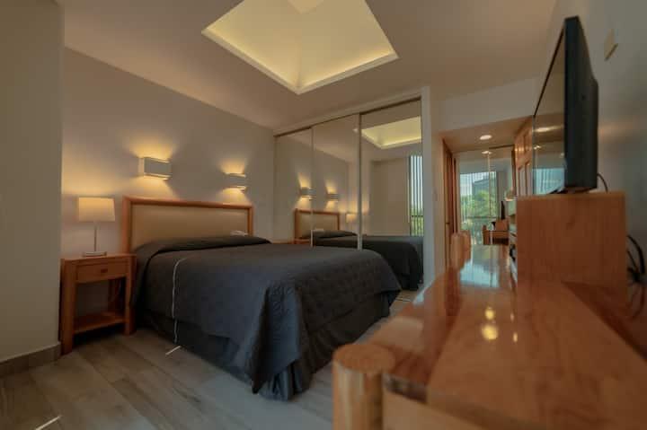 Suite-Depto. Residencia Arquímedes 33- 412