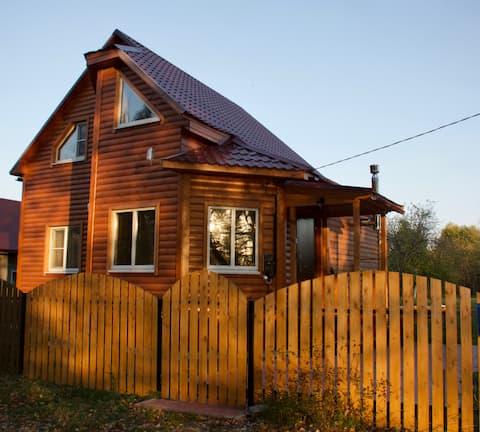 Уютный дом в с. Сановка