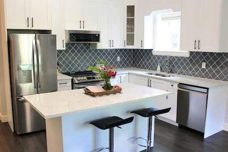 Modern, Brand New 2 Bedroom Suite on Greenbelt