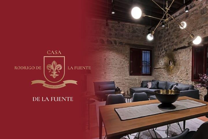 """Apartamento Histórico """" De la Fuente """""""