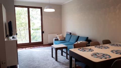 Apartament Karkonoska z garażem