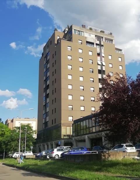 Civico 26 monolocale in prossimità del centro