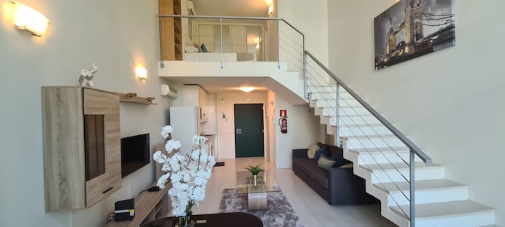Deluxe apartment in Madrid Norte A