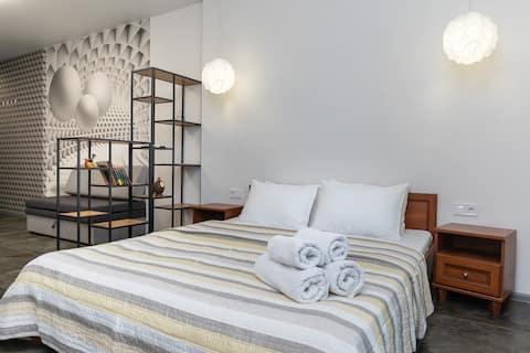 💎🍭 Красивая квартира в новом доме на Теремках