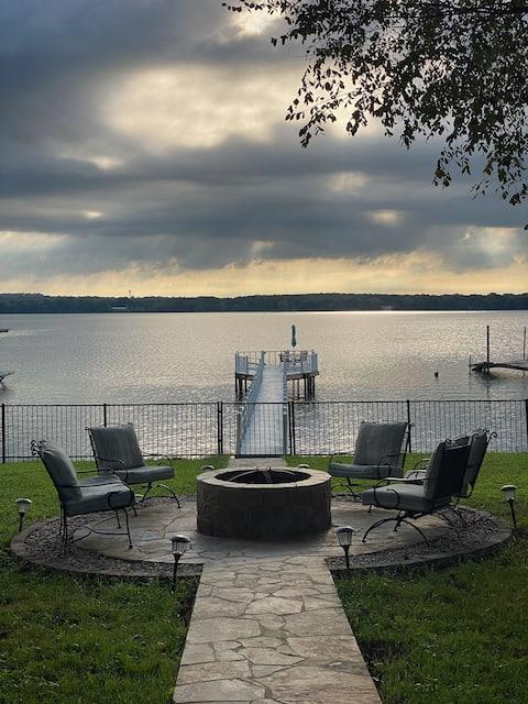 Private Lake House on Eagle Mountain Lake