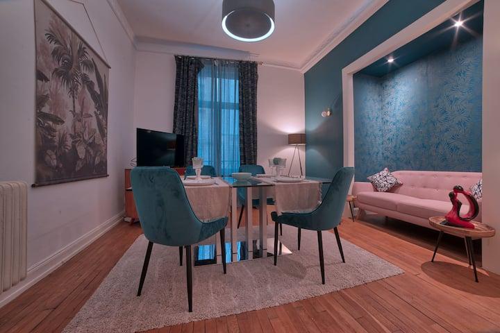 Le Chenonceau ✤ 2 Chambres ✤ Garage ✤ Terrasse