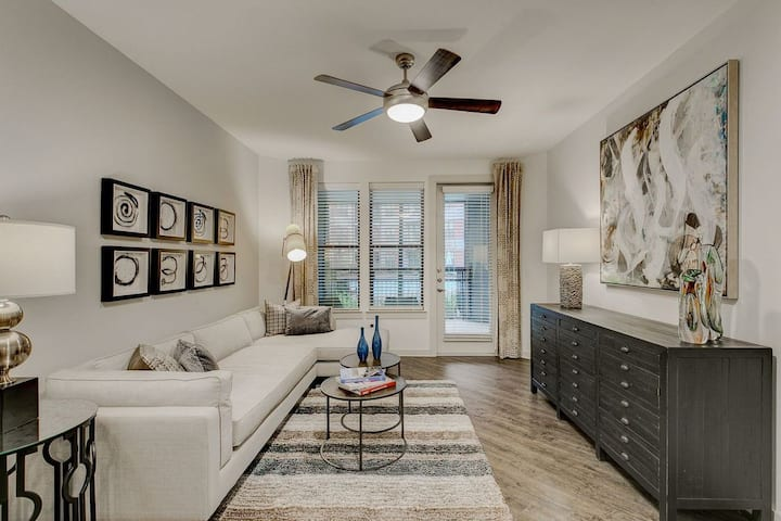 Your home away from home   1BR in Fort Worth