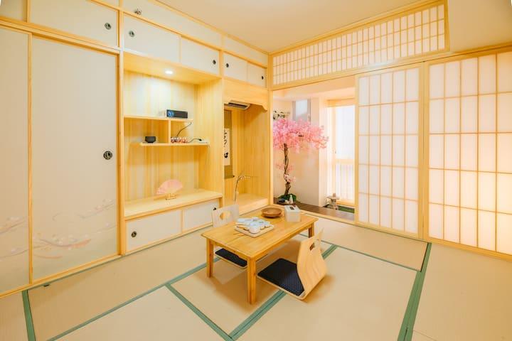榻榻米客厅
