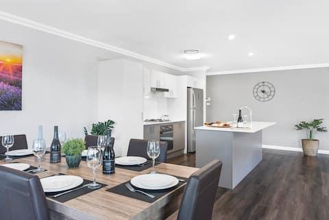 Delightful & Comfy  3 bed Villa in Hunter Valley