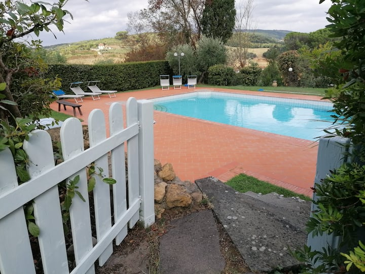 Villacolle, Charming Country Villa near Florence