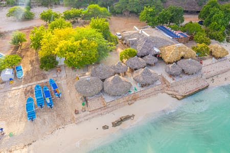 Comfort Glamping in the Beach - 2 Persons (B&B)