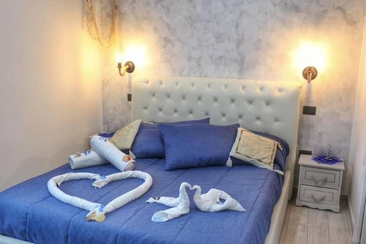 matrimoniale  a 8oo mt  dal santuario di Pompei