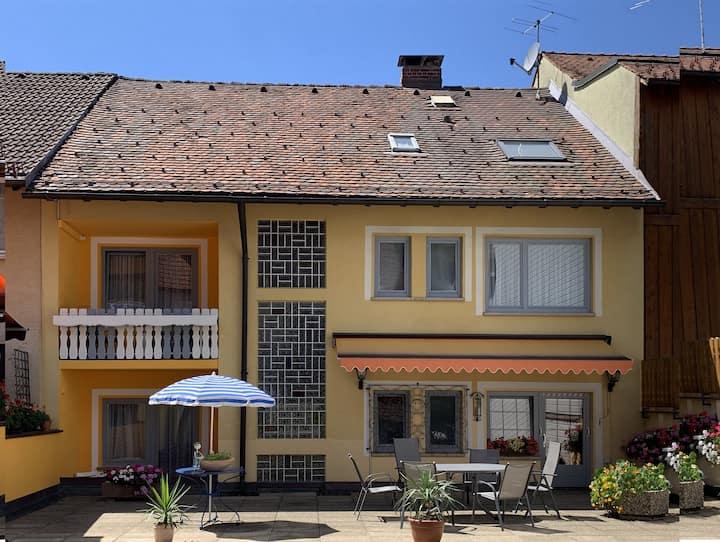 Ferienhaus Rosemarie 145qm für 8-10 Personen