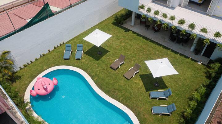 Luxury Villa 10P