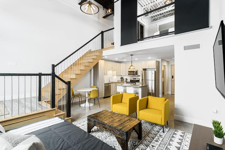 Station 1 - Boutique Loft