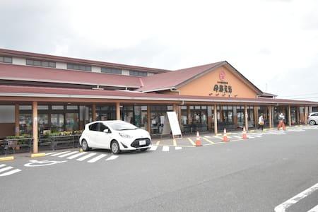 駐車場3台無料!!糸島観光に、在宅ワークに最適.高速室内wifi無料!!新築1戸建て最新設備完備!