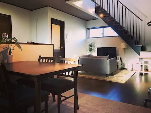 Itoshima House★3 Parking lots/3 Bedrooms★8 Guests