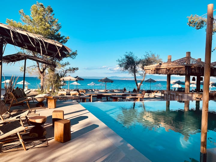 Executive Suite Sea View | MAKO Sea & Suites