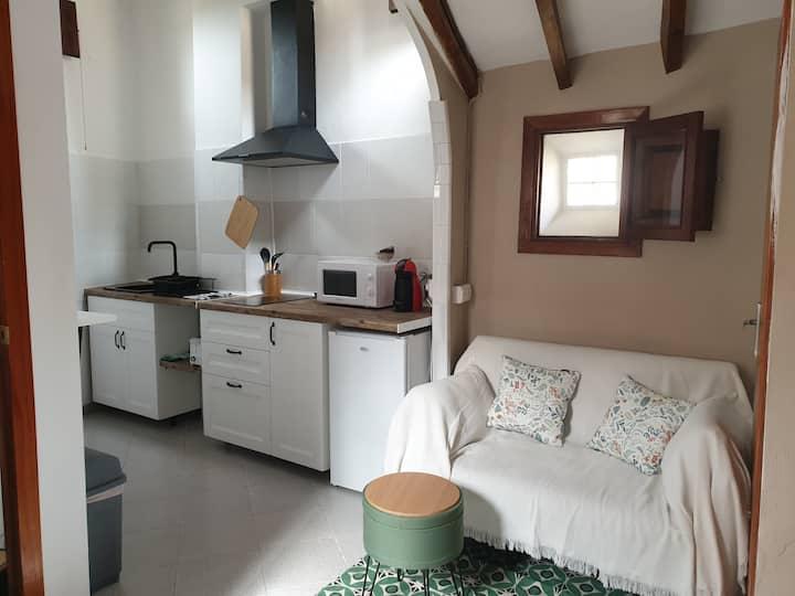 Apartamento acogedor ideal para parejas