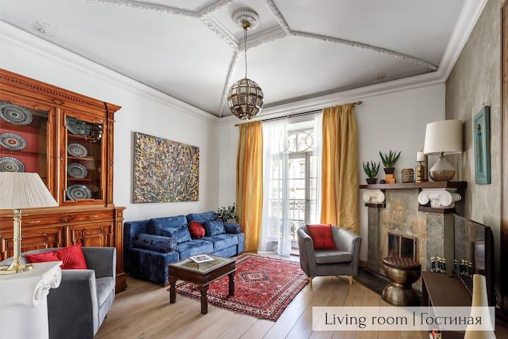 Bohemian Duplex Apartment 150m2