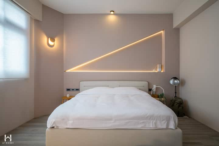 Coming Home Apartment 設計體驗空間 (日出房)