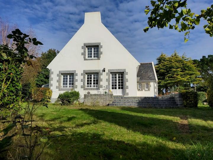 MAISON PORT MANECH ... Ferienhaus in der Bretagne