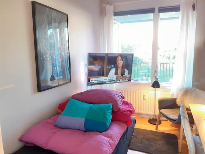 Cheap and good room in Copenhagen