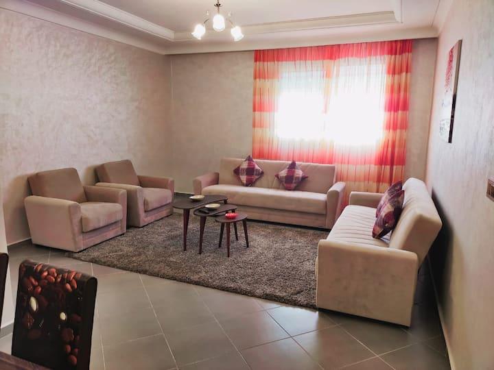 Appartement neuf et propre Agadir