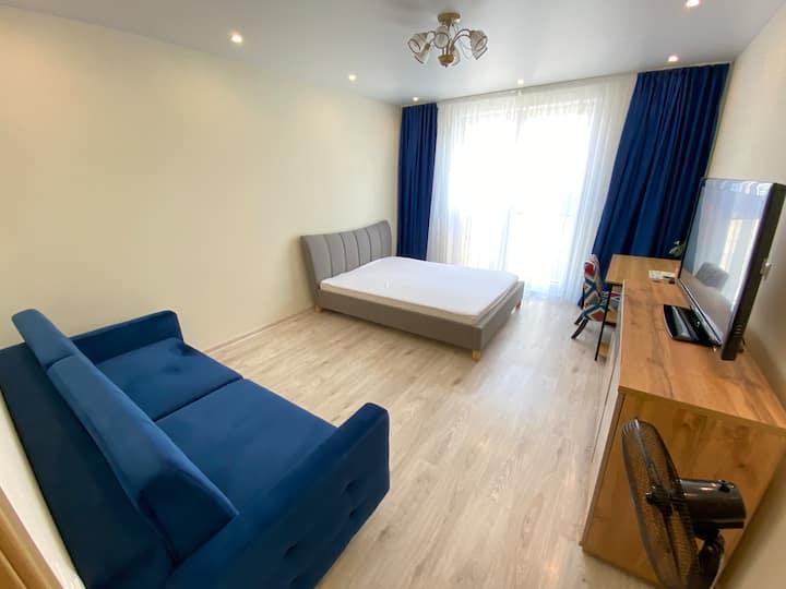 Квартира на Красносельской д 82(новый элитный дом)