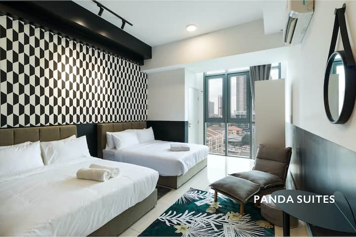 VIVO SOHO❀Nr MidValley✦4Pax/WiFi❀