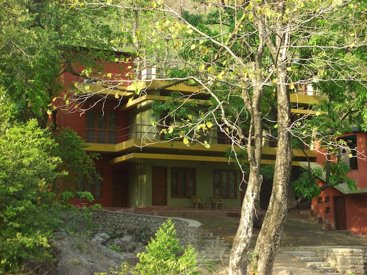 RAINFOREST HOUSE - RISHIKESH - ROOM 1