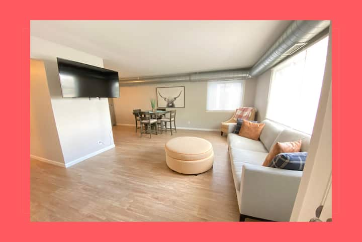 ❥MAYO/ST. MARY'S SUITE❥w/Parking★Walk Anywhere!★