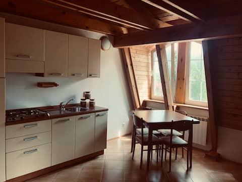 Apartament Giallo Dadaj