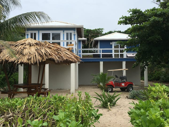 Private Oceanfront Home at Pumpkin Hill Beach